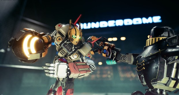 JackHammer screenshot of two robots from up close