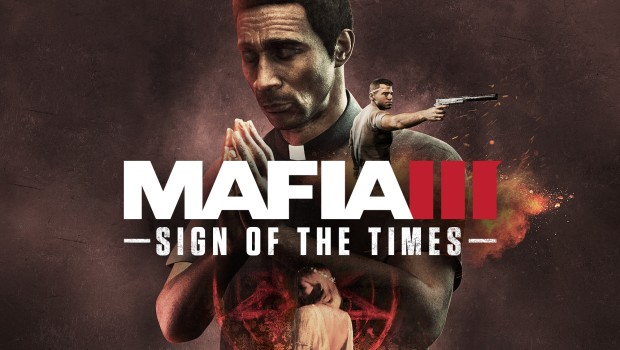 Sings of the Times artwork for Mafia 3