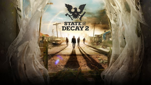 State of Decay 2 official artwork and logo