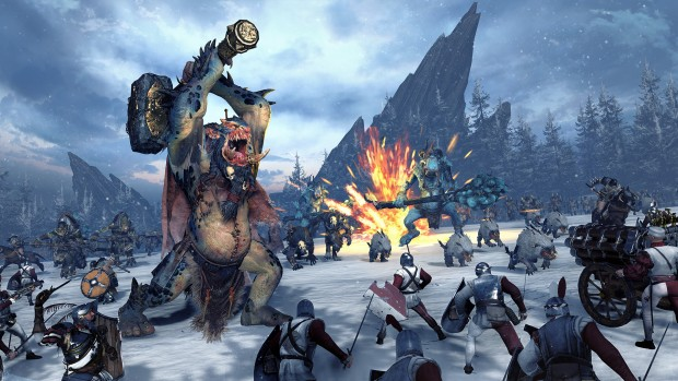Total War: Warhammer screenshot of Throgg