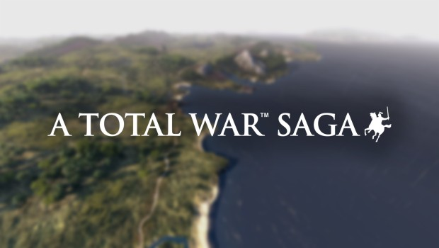 Total War: Saga official logo and image
