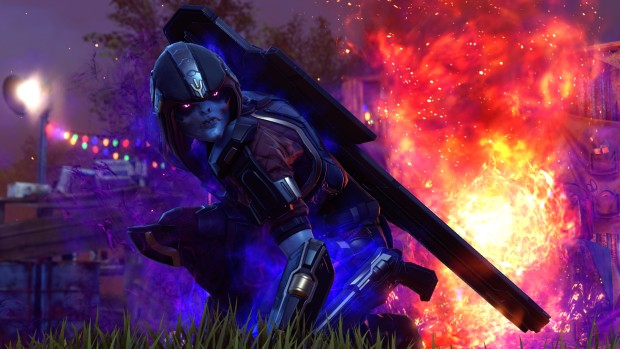 XCOM 2: War of the Chosen screenshot of the Hunter enemy
