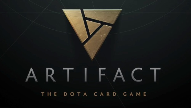 Dota 2 themed card game Artifact