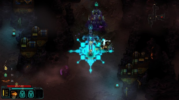 Children of Morta screenshot from the combat sections