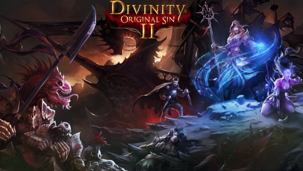 Divinity: Original Sin 2 artwork featuring PvP