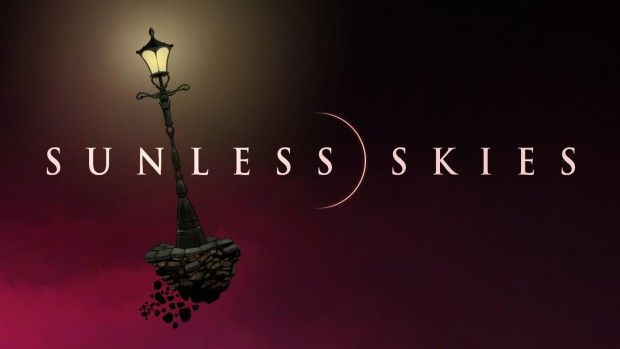 Sunless Skies artwork and logo official