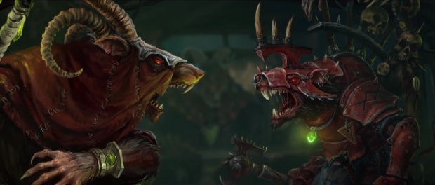 Total War: Warhammer 2 artwork for two Council of the 13 members of the Skaven faction