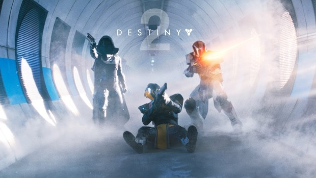 Destiny 2 screenshot from the live action trailer