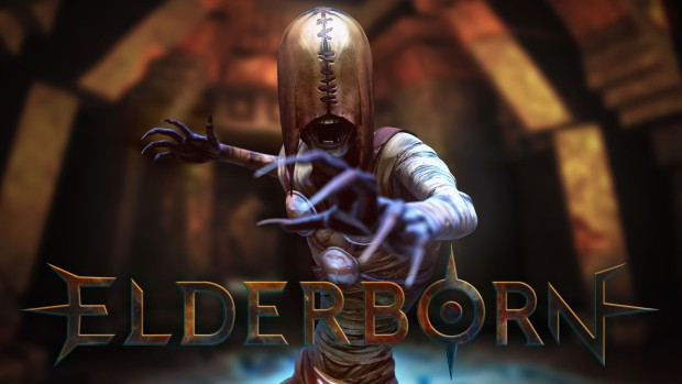 Elderborn is an upcoming first person hack & slash most similar to