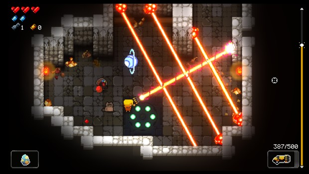 Enter the Gungeon: Advanced Gungeons and Draguns update gameplay screenshot