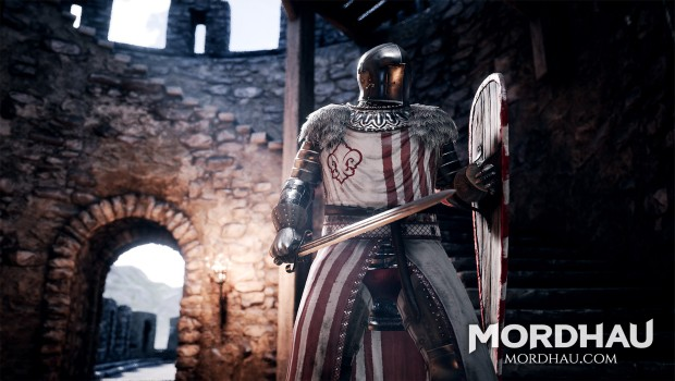 The Closed Alpha for the medieval fighting game Mordhau will begin
