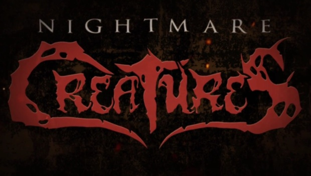 Nightmare Creatures 2017 official logo and artwork