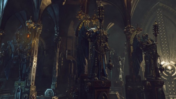 Warhammer 40k: Inquisitor - Martyr detailed enviroments