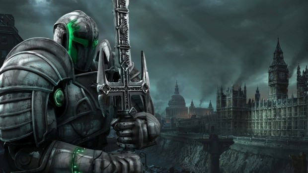 Hellgate: London official artwork without the logo