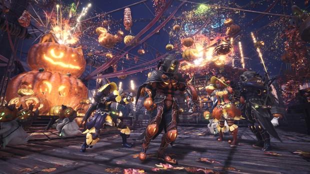 Monster Hunter: World's Autumn Harvest Fest has now arrived