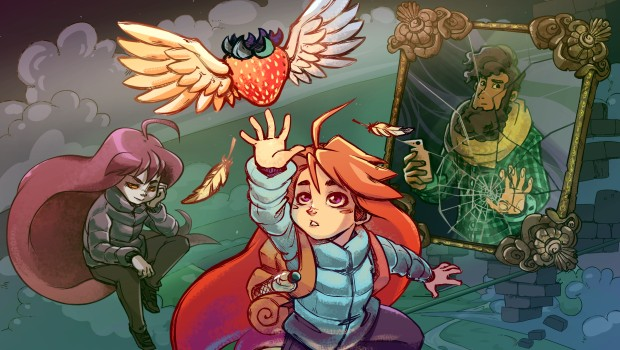 Celeste official artwork without the logo
