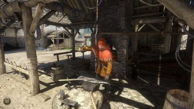 Kingdom Come: Deliverance screenshot of the new and improved HD textures