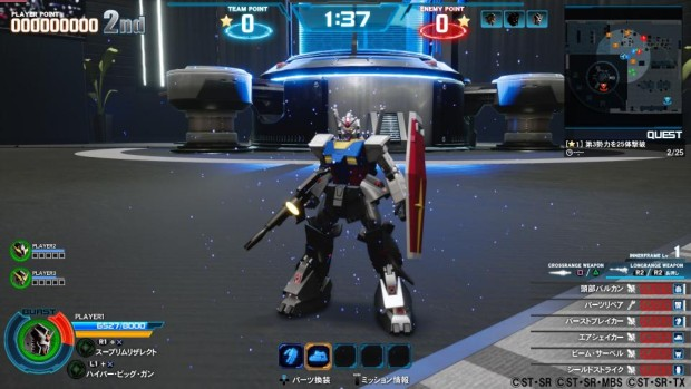 """The robot-building hack and slash """"New Gundam Breaker"""" will be coming to PC  and PS4 on June 22nd - Gamesear"""