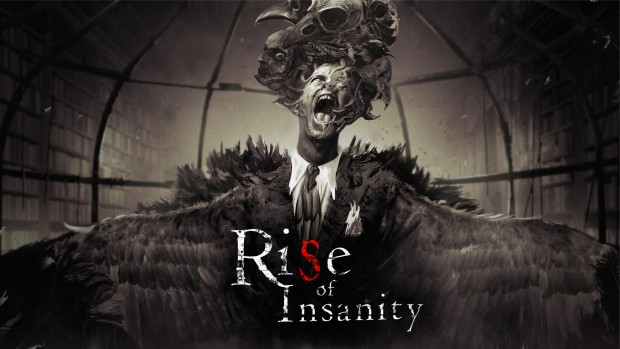 Rise of Insanity official artwork and logo