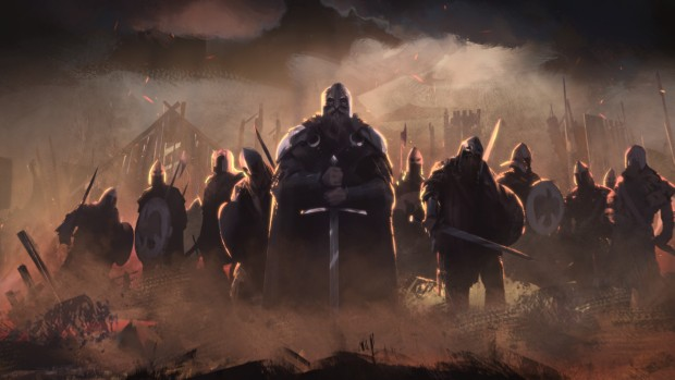 Total War: Thrones of Britannia official artwork without logo