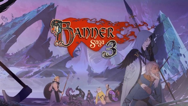 Banner Saga 3 official artwork and logo