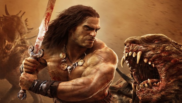 Conan Exiles official artwork without the logo