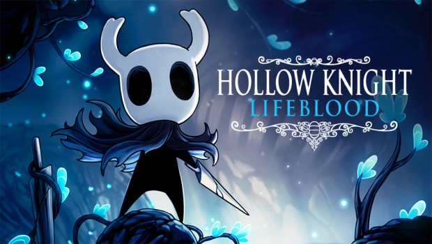 Hollow Knight artwork for the recent Lifeblood update