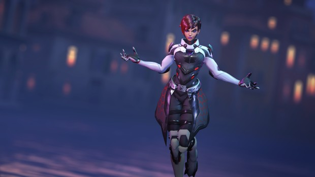 Overwatch Retribution update screenshot of the Sombra legendary skin