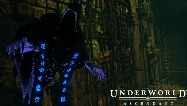 Underworld Ascendant screenshot of a Wraith in-game
