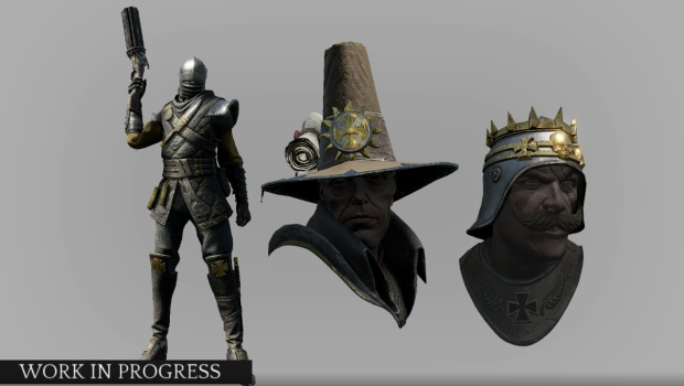 Warhammer: Vermintide 2 screenshot of upcoming cosmetics