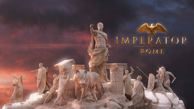 Imperator: Rome official artwork and logo from Paradox