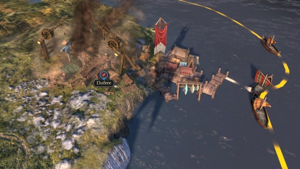 Total War: Thrones of Britannia Review - Two steps forward, one step