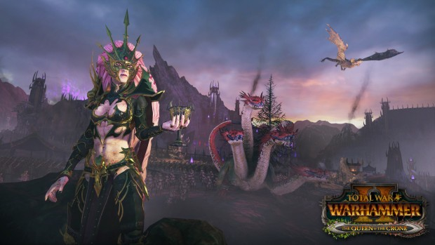 Total War: Warhammer 2's second DLC has arrived alongside Norsca and