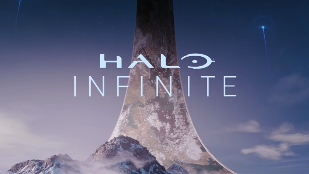 Halo Infinite official artwork and logo