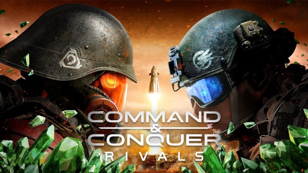 Command and Conquer: Rivals official artwork and logo