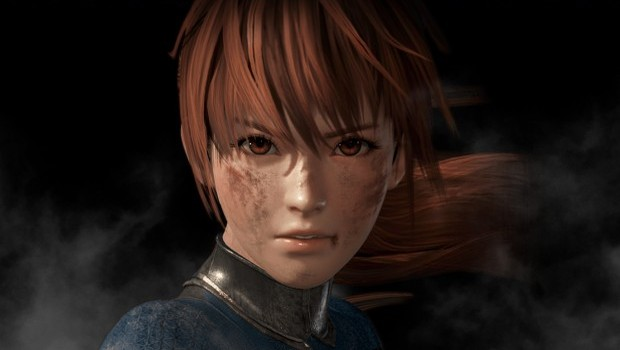 Dead or Alive 6 close up screenshot of a character's face