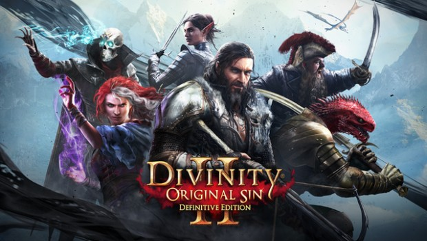 Divinity: Original Sin 2's Definitive Edition official artwork and logo