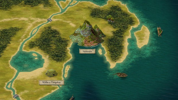 Pillars Of Eternity World Map Complete.Pillars Of Eternity 2 Review A Worthy Sequel And A Highly