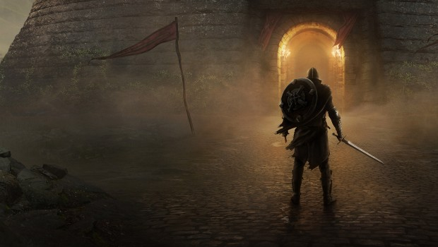 The Elder Scrolls: Blades official artwork without logo