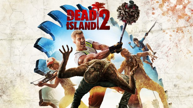 Dead Island 2 official artwork showing the characters