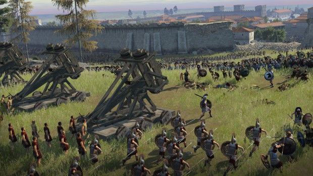 total war rome ii rise of the republic gameplay