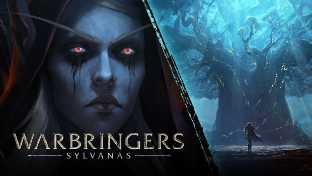 World of Warcraft: Battle for Azeroth Warbringers: Slyvanas official artwork