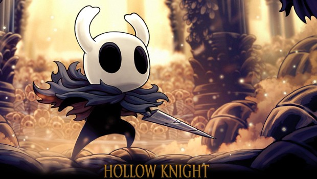 Hollow Knight artwork for the Godmaster update