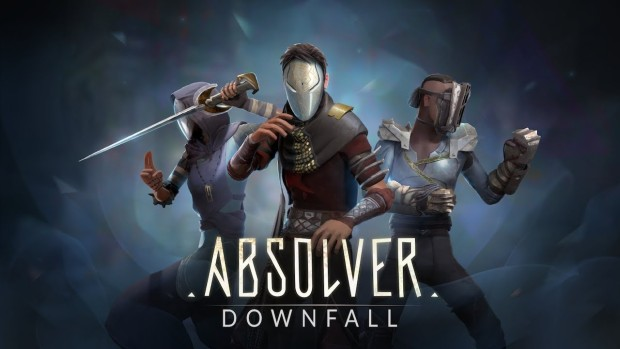 Absolver official artwork and logo for the Downfall update