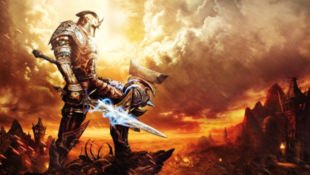 Kingdoms of Amalur: Reckoning official artwork without logo
