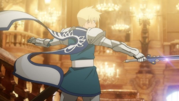 Tales of Vesperia: Definitive Edition screenshot from one of the cinematics