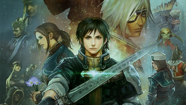 Official artwork for The Last Remnant remaster