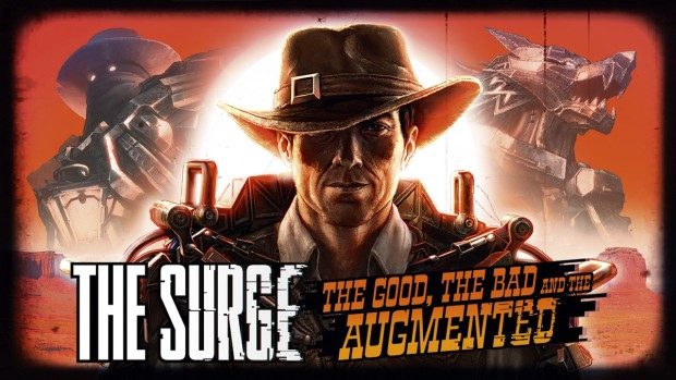 The Good, the Bad, and the Augmented official artwork and logo