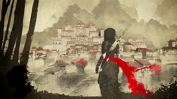 Assassin's Creed Chronicles: China official artwork