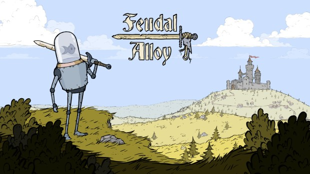 Feudal Alloy official artwork and logo